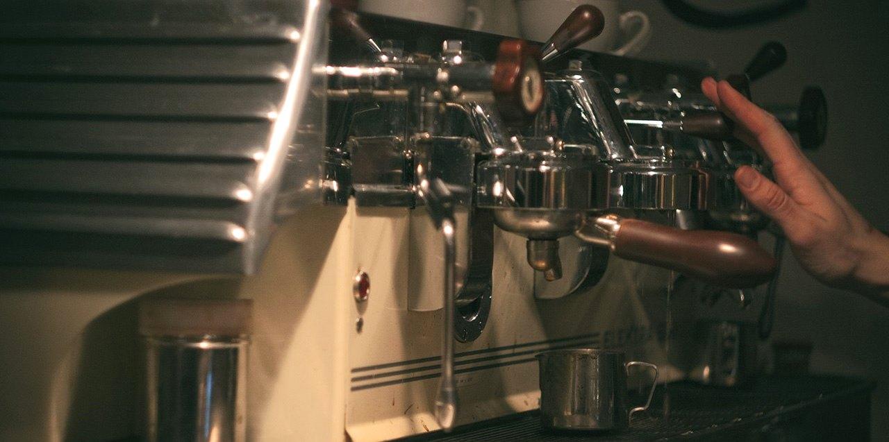 Кофе в анти-кафе
